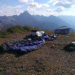 in den Alpen nach Oberstdorf